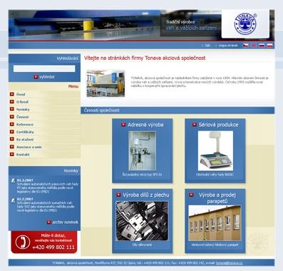 tvorba www stránek, webdesign, internetové obchody